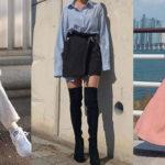 【レディース】参考になる韓国人の最新春ファッションコーデ20選!