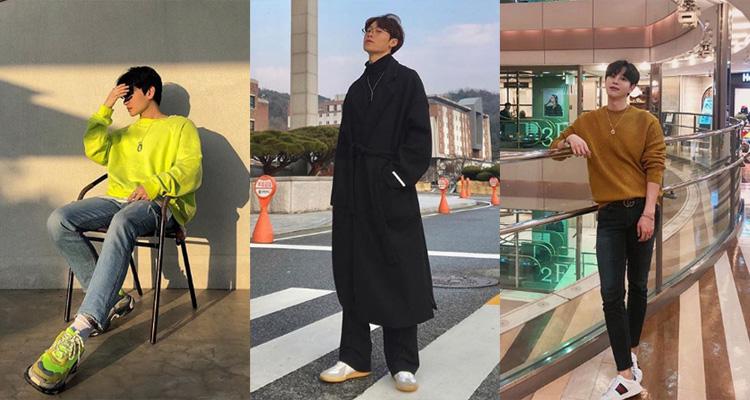 韓国ファッションが好きなメンズ必見!春夏秋冬それぞれの季節コーデ