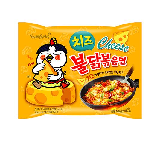 辛くない韓国インスタントラーメン15
