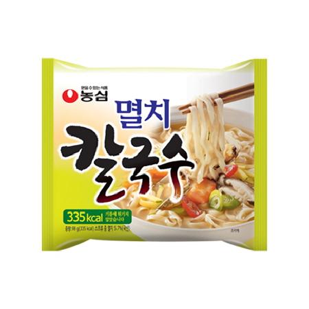 辛くない韓国インスタントラーメン11