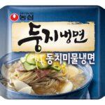 『農心』ドゥンジ冷麺|水冷麺(161g・1人前)