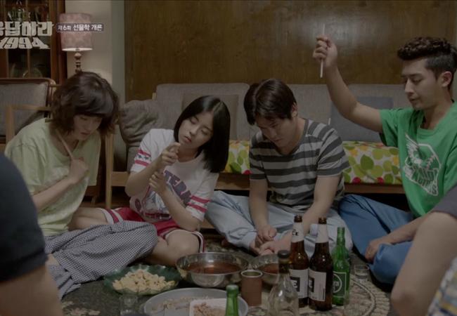 韓国の爆弾酒ソメク