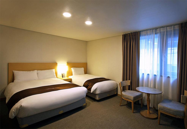 おすすめ釜山ホテル
