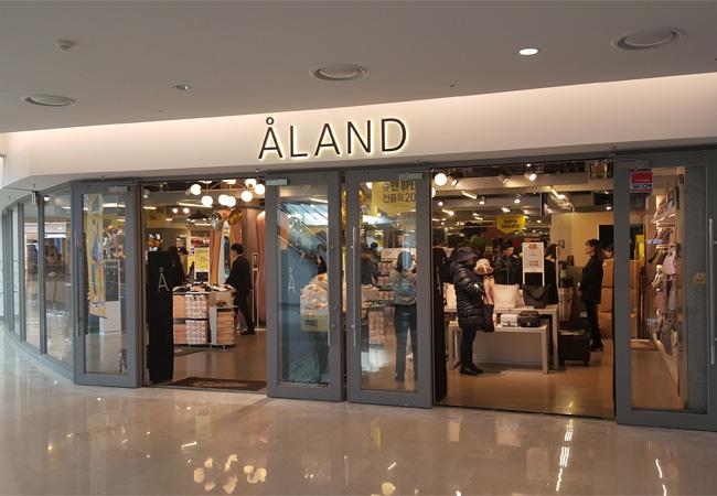 韓国a-landの店舗と日本通販7
