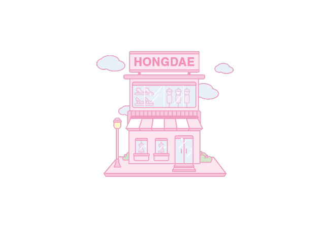 BEIGECHUU韓国店舗