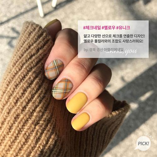 韓国人気ネイル