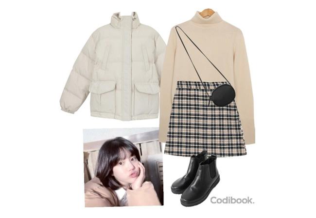 12月なに着る?韓国ファッションサイトがおすすめする1週間冬