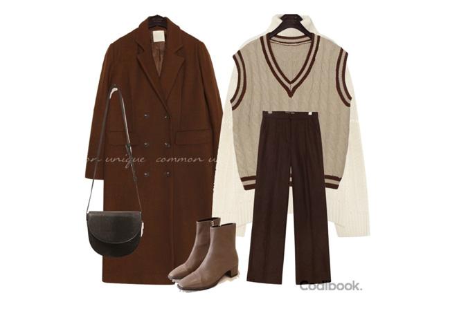 韓国ファッションコーディネート10