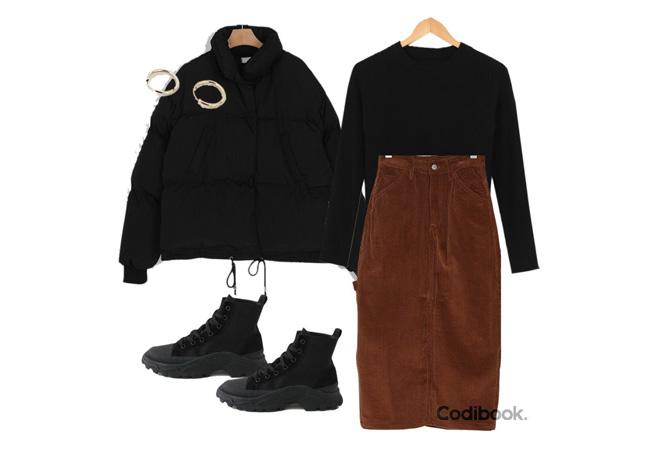 韓国ファッションコーディネート7
