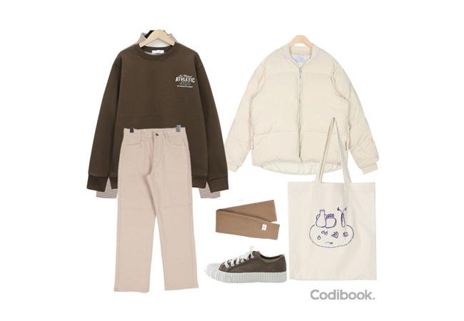 韓国ファッションコーディネート9