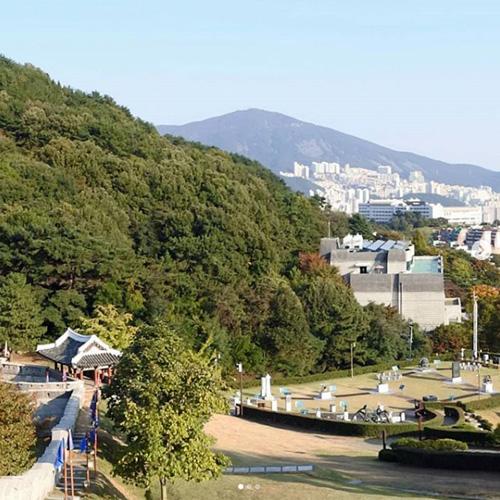 韓国プサン東莱観光