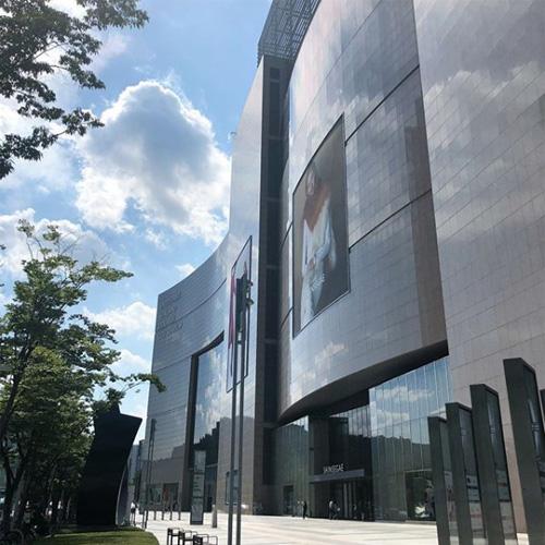 韓国プサンセンタムシティ