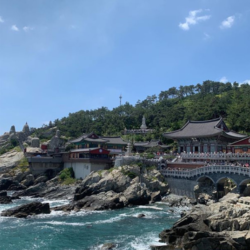 韓国プサン機張観光