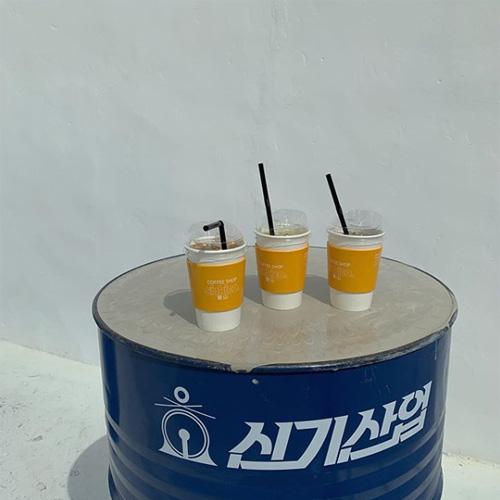 韓国影島観光