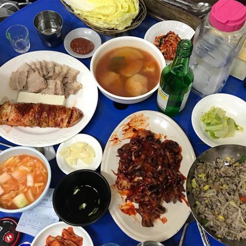 韓国釜山グルメ