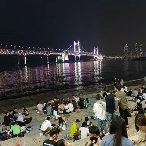 韓国プサン若者観光
