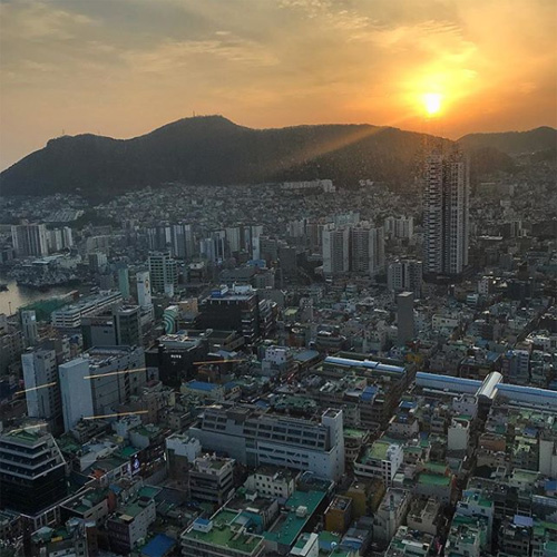韓国プサン観光