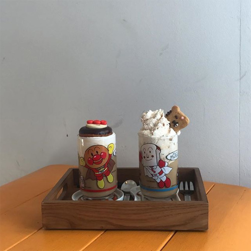 韓国大邱カフェ