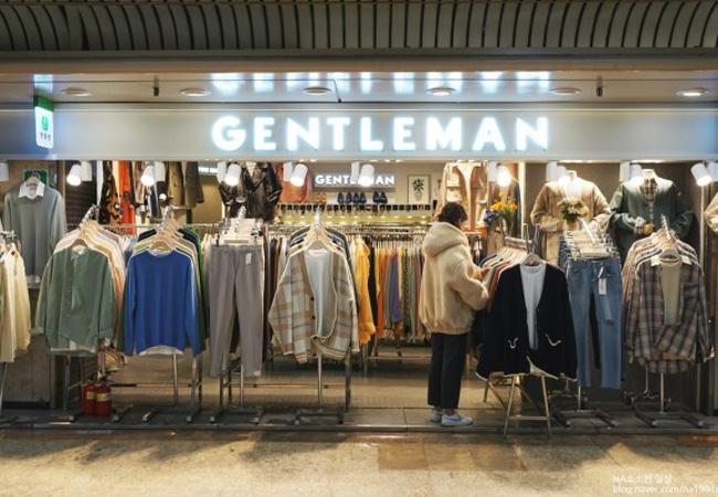 韓国大田ショッピング