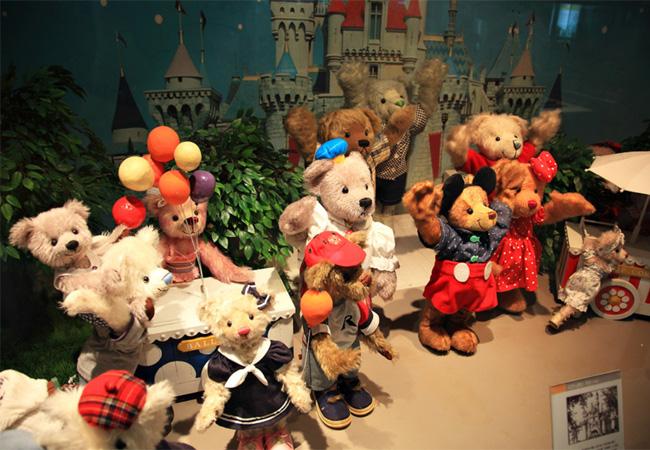 済州島子供の観光スポット