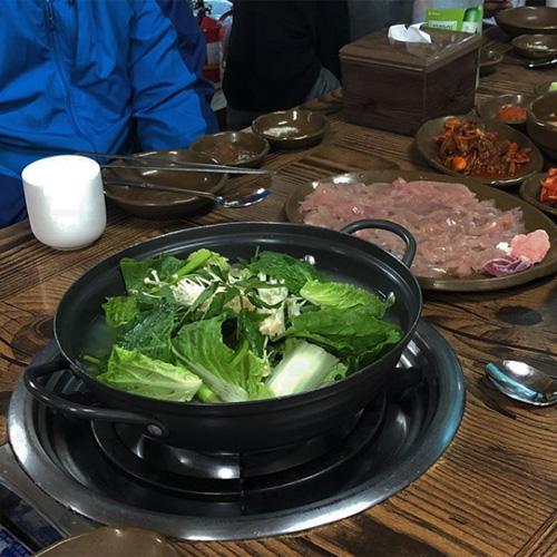 韓国済州島グルメ