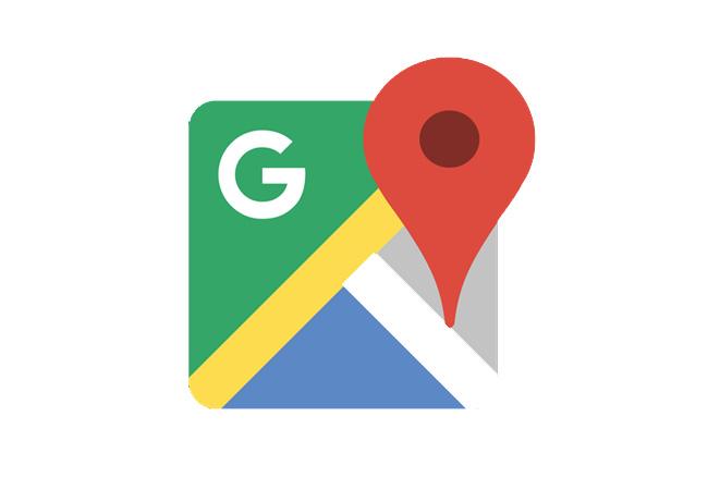 韓国旅行地図アプリ