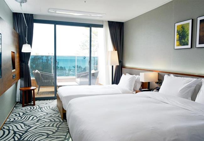 韓国慶州観光ホテル