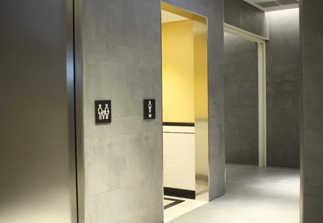 明洞トイレ