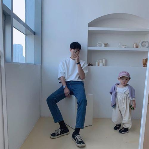 韓国メンズファッションインスタ