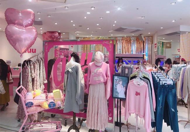 日本店舗を持つ韓国ファッションブランド