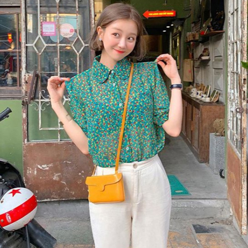 春韓国ファッション