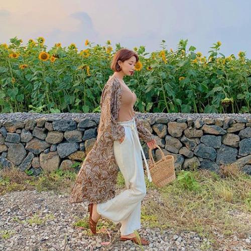 韓国ファッション夏コーデ