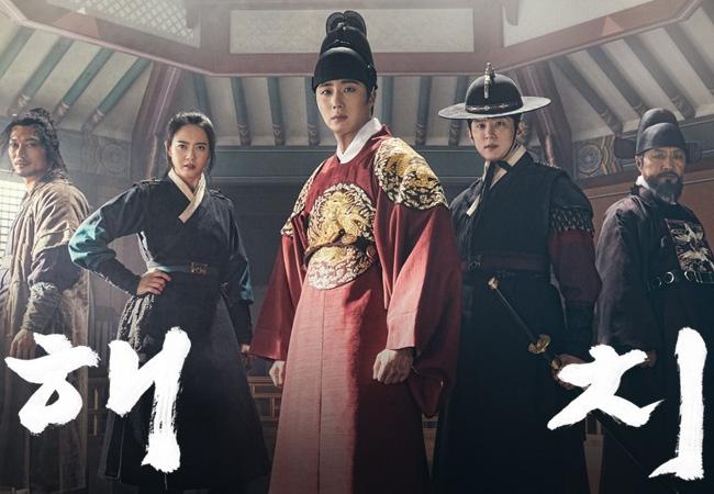 人気韓国時代劇ドラマ