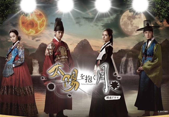 恋愛系韓国歴史ドラマ