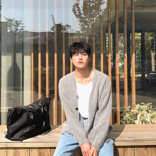 韓国男性インスタグラマー