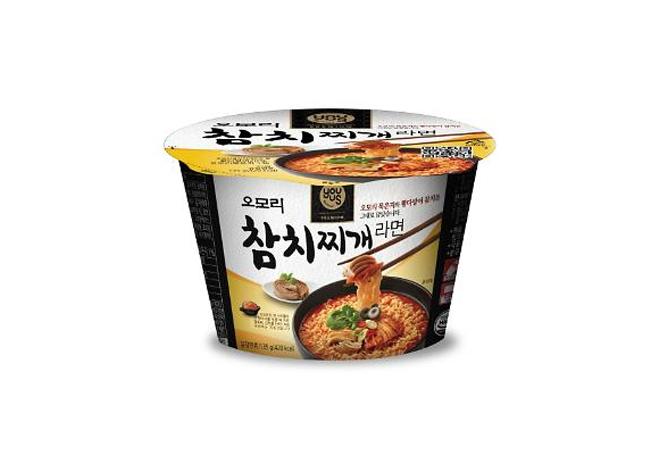 最新のおすすめ韓国ラーメン