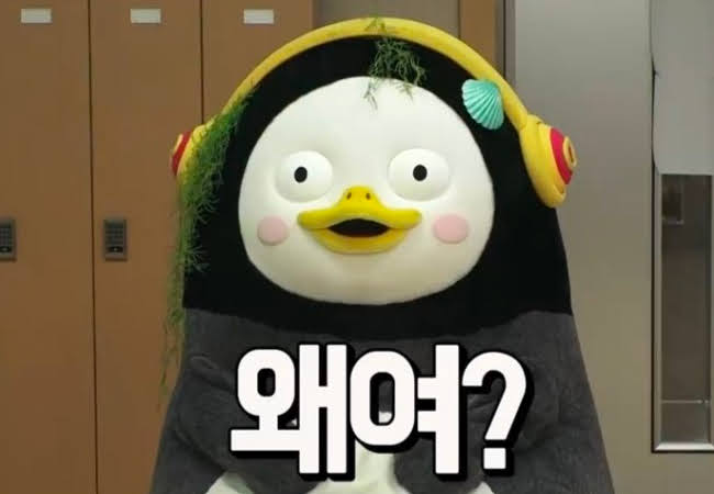 韓国で人気の可愛いキャラクター