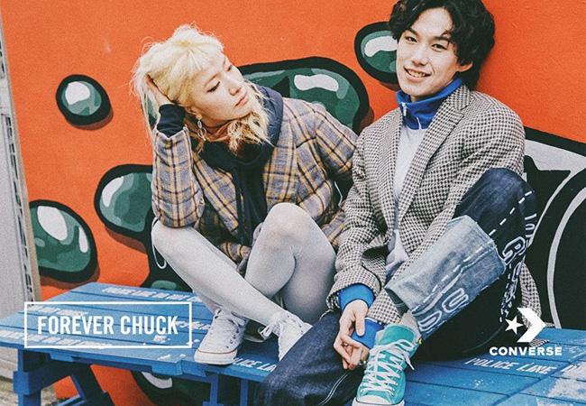韓国メンズに人気なスニーカー1
