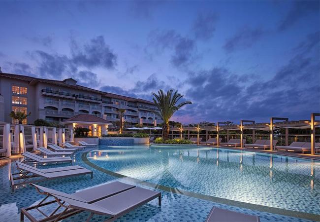 チェジュ島ビーチリゾートホテル