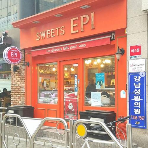 持ち帰り韓国ケーキカフェ7