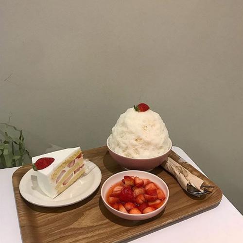 持ち帰り韓国ケーキカフェ10