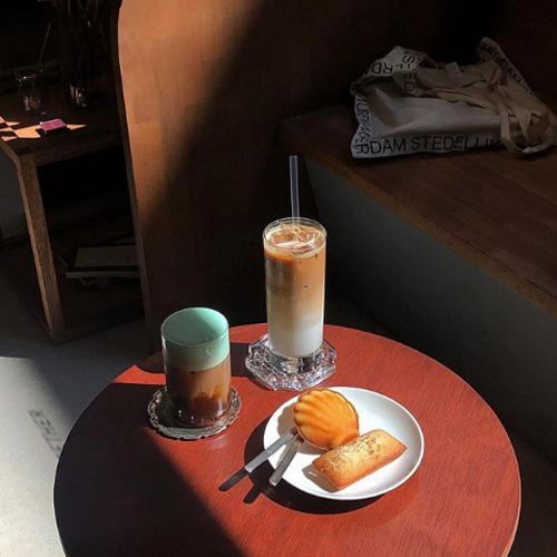 マンウォンドンカフェ
