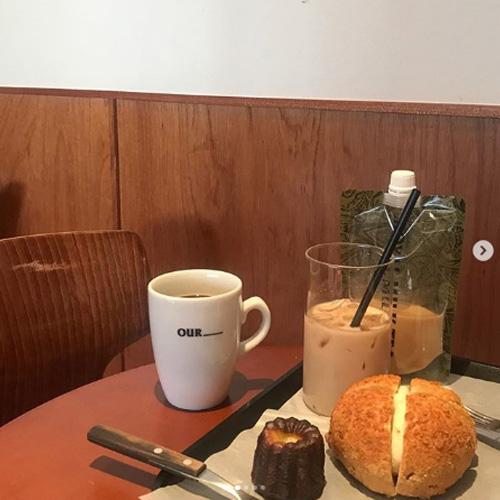 韓国おしゃれカフェ