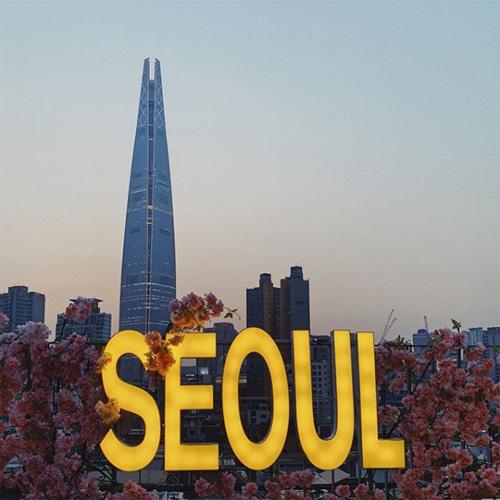 韓国ソウルの絶景カフェ