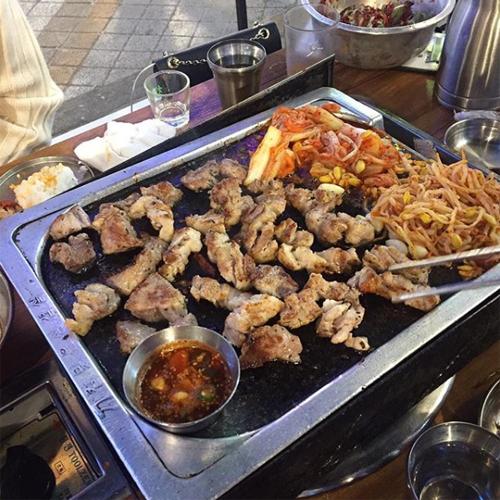 韓国ソウル観光-グルメ