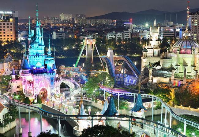 韓国ソウル観光かわいいスポット