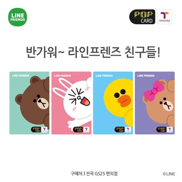 韓国地下鉄t-money3