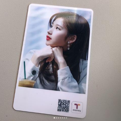 韓国地下鉄t-money8
